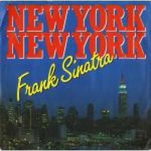 """Frank Sinatra - New York New York - Vinyl 7 Inch - Vinyl - 7"""""""