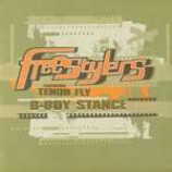 Freestylers & Tenor Fly - B-Boy Stance - CD Single