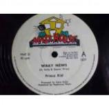 Frisco Kid - Waky News - Vinyl 12 Inch
