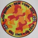 Fuzz DJ & Unit 700 - Acid Burns - New York City - Vinyl 12 Inch Picture Disc