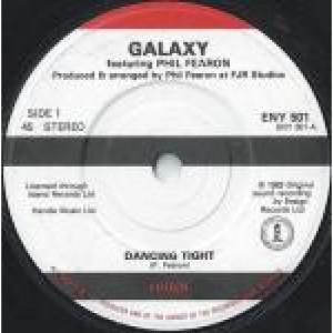 "Galaxy - Dancing Tight - Vinyl 7 Inch - Vinyl - 7"""