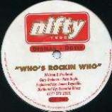 Gary Dedman & Pete Doyle - Who's Rockin Who - Vinyl 10 Inch