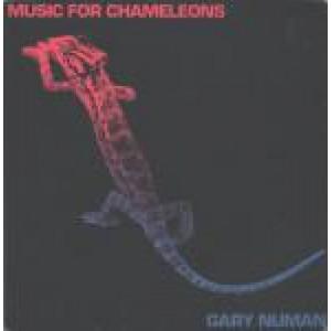 """Gary Numan - Music For Chameleons - Vinyl 7 Inch - Vinyl - 7"""""""