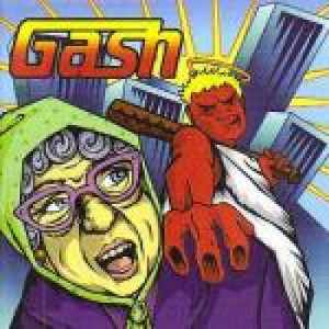 Gash - A Day Off For The Conscience - CD Double Album - CD - 2CD