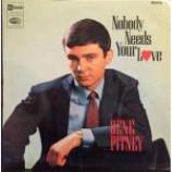 Gene Pitney - Nobody Needs Your Love - Vinyl Album