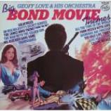 Geoff Love & Orchestra - Big Bond Movie Themes - Vinyl Album
