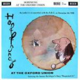 Gerard Hoffnung - Hoffnung At The Oxford Union - Vinyl 10 Inch