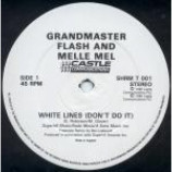 Grandmaster Flash & Melle Mel - White Lines (Don't Do It) - Vinyl 12 Inch