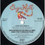 Grandmaster Melle Mel & The Furious Five - Step Off - Vinyl 7 Inch