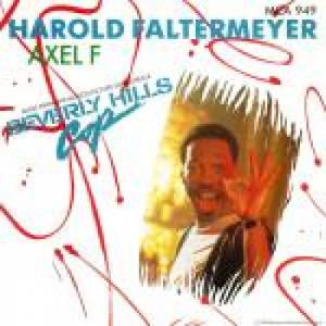 """Harold Faltermeyer - Axel F - Vinyl 7 Inch - Vinyl - 7"""""""