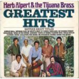 Herb Alpert & The Tijuana Brass - Greatest Hits - Sixteen Great Titles - Vinyl Album