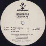 Homeless - Freedom '99 - Vinyl 12 Inch
