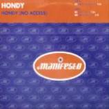 Hondy - Hondy (No Access) - Vinyl 12 Inch