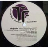 Hopper & Carina Andersson - Spiritually Active Understanding [S.A.U.] - Vinyl 12 Inch