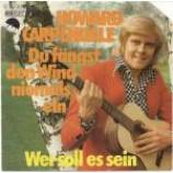 Howard Carpendale - Du Fängst Den Wind Niemals Ein - Vinyl 7 Inch