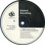 Hysterix - Everything - Vinyl 12 Inch
