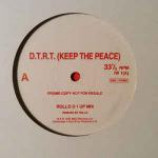Ian Wright - D.T.R.T. (Keep The Peace)-(DISC 1 ONLY) - Vinyl 12 Inch