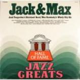 Jack Teagarden's Dixieland Band & Max Kaminsky And His Windy City Six - Jack & Max - Vinyl Album