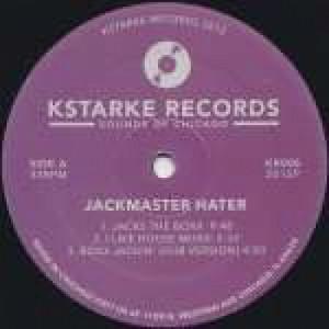 """Jackmaster Hater - Lost Traxx - Vinyl 12 Inch - Vinyl - 12"""""""