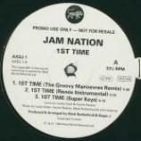 Jam Nation - 1st Time - Vinyl 12 Inch