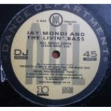 Jay Mondi & The Livin' Bass - All Night Long - Vinyl 12 Inch