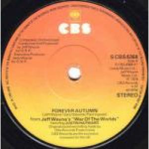 "Jeff Wayne & Justin Hayward - Forever Autumn (From War Of The Worlds) - Vinyl 7 Inch - Vinyl - 7"""