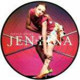 Jentina - French Kisses - Vinyl 12 Inch Picture Disc