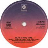 Jimmy James & The Vagabonds - Now Is The Time - Vinyl 7 Inch