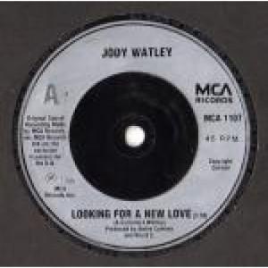 "Jody Watley - Looking For A New Love - Vinyl 7 Inch - Vinyl - 7"""