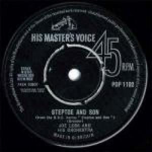 "Joe Loss & His Orchestra - Steptoe And Son - Vinyl 7 Inch - Vinyl - 7"""