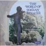Johann Strauss Jr. - The World Of Johann Strauss - Vinyl Album