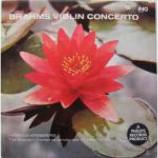 Johannes Brahms & Herman Krebbers & Het Brabants Orkest & Hein Jordans - Violin Concerto In D, Op. 77 - Vinyl Album