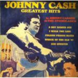 John Cassidy - Johnny Cash Greatest Hits - Vinyl Album