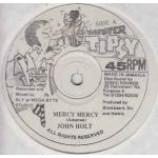 John Holt - Mercy Mercy - Vinyl 12 Inch