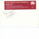 Jose NuΓ±ez & Octavia Lambertis - Hold On - (DISC 2 ONLY) - Vinyl 12 Inch