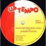Joseph Cotton - Raggamuffin Roll Call - Vinyl 12 Inch