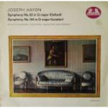 Joseph Haydn & Berliner Philharmoniker & Hans Rosbaud - Symphony No. 92 in G Major (Oxford) / Symphony No. 104 in D Major (London) - Vin