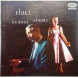 June Christy & Stan Kenton - Duet - Vinyl 10 Inch