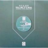 K-Ci & JoJo - Tell Me It's Real - Vinyl 12 Inch