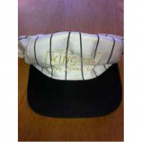 King Street - Baseball Cap - black and white - Baseball Cap
