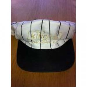 King Street - Baseball Cap - black and white - Baseball Cap - Books & Others - Others