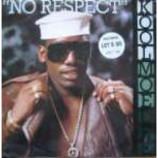Kool Moe Dee - No Respect / Let's Go - Vinyl 12 Inch