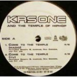 KRS-One & The Temple Of Hiphop - Come To The Temple - Vinyl 12 Inch
