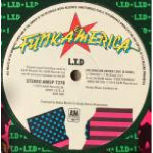 "L.T.D. - Holding On (When Love Is Gone) - Vinyl 12 Inch - Vinyl - 12"""