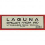 Laguna - Spiller From Rio (Mt Rushmore Remix / Original) - Vinyl 12 Inch
