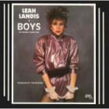 Leah Landis - Boys (Extended Dance Mix) - Vinyl 12 Inch