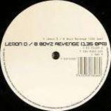 Lemon D - B Boyz Revenge - (Generic Sleeve) - Vinyl 10 Inch