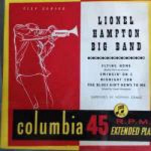 """Lionel Hampton & His Big Band - The Lionel Hampton Big Band - Vinyl 7 Inch - Vinyl - 7"""""""