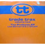 Lisa German & EJ Doubell - Trade Trax Volume Two - The Prefects EP - Vinyl Double 12 Inch