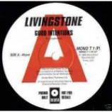 Livingstone - Good Intention / Gangsta - Vinyl 10 Inch